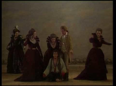 Die Zauberföte Drottningholm 1990 Biel Larsson