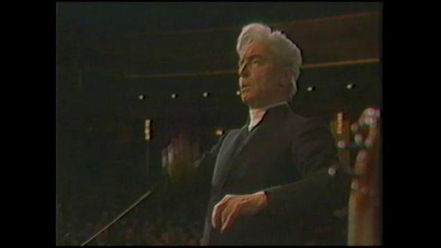 <span>FULL </span>Ein Deutsches Requiem (Brahms) Salzburg 1978 van Dam Janowitz Karajan