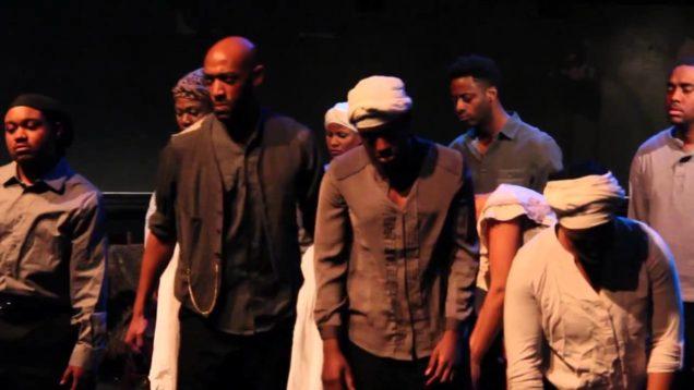 <span>FULL </span>Harriet Tubman When I Crossed that Line to Freedom (Okoye) New York 2014