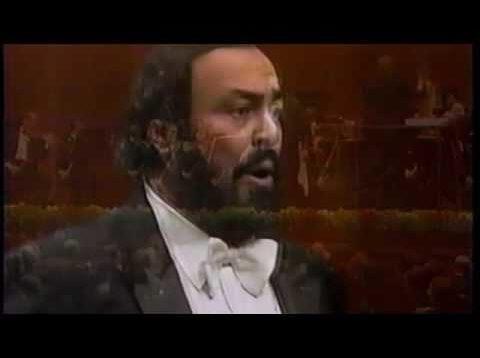 <span>FULL </span>Pavarotti Plus! New York 1989 Ballo Devia Esperian Hampson Lawrence Milnes Plishka Verrett