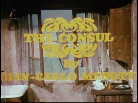 <span>FULL </span>The Consul TV-Movie 1970