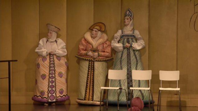 <span>FULL </span>The Tale of Tsar Saltan Brussels 2019 Jerkunica Aksenova Volkov