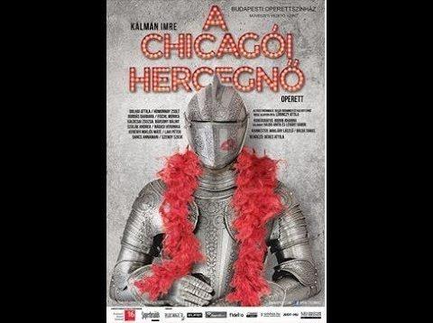 <span>FULL </span>Die Herzogin von Chicago Budapest 2018