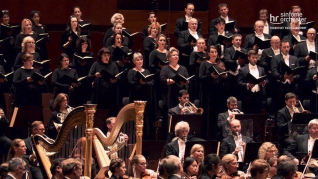 <span>FULL </span>Ein Deutsches Requiem (Brahms) Frankfurt 2019 Karg Nagy