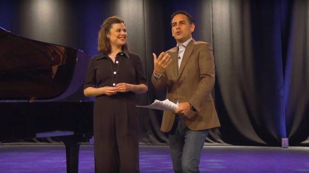 <span>FULL </span>How to sing opera – Juan Diego Florez vocal masterclass London 2019