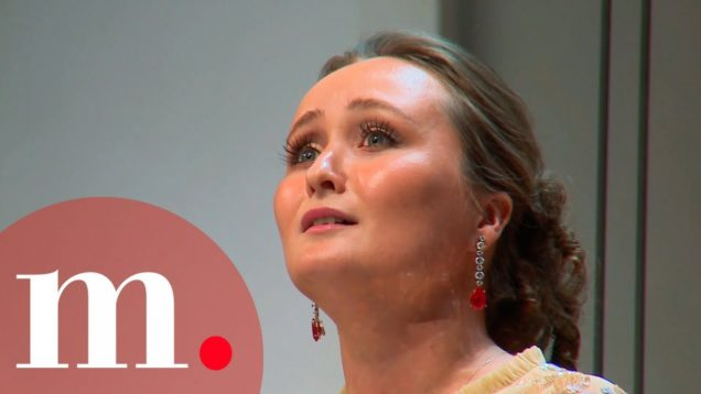 Julia Lezhneva in Moscow 2019