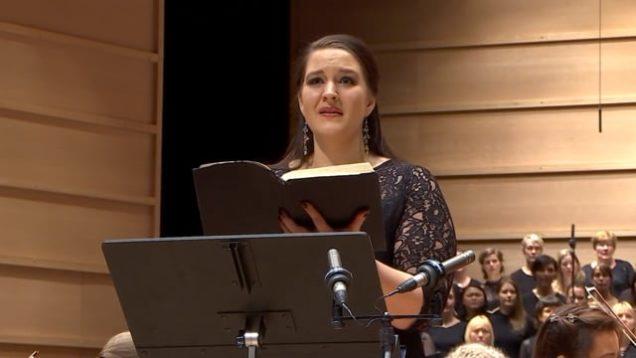 <span>FULL </span>Messa da Requiem Bergen 2018 Davidsen  Johnston Bahg Rose