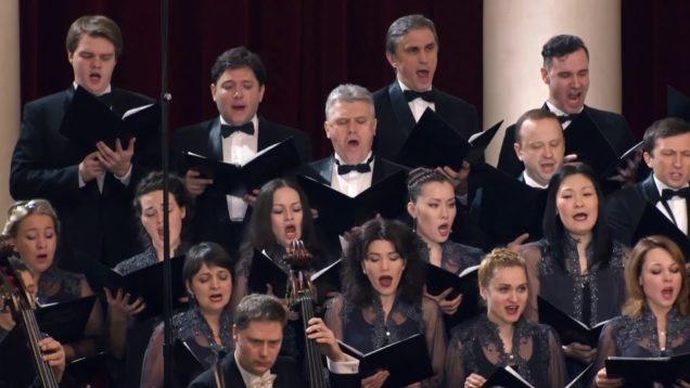 Messa da Requiem St.Petersburg 2018 in memory of Dmitri Hvorostovsky
