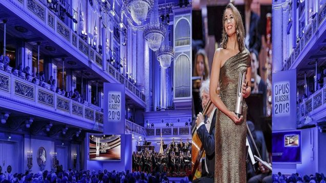 OPUS Klassik Berlin 2019 Nadine Sierra and many more