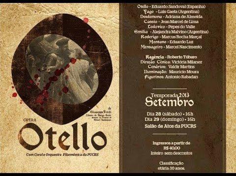 <span>FULL </span>Otello Porto Alegre 2013 Gaeta Sandoval Almeida