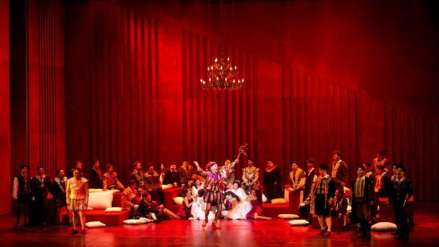 <span>FULL </span>Rigoletto Seoul Opera Festival June 29, 2017