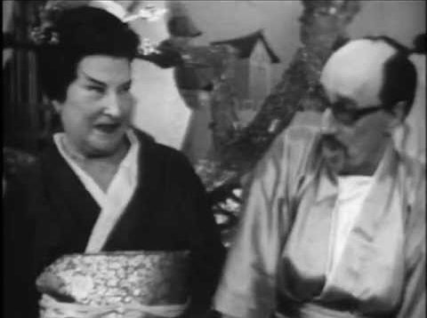 The Mikado (Gilbert&Sullivan) TV Movie 1960 Groucho Marx