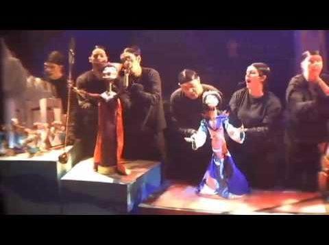 <span>FULL </span>Atlantis – A Puppet Opera (Salvata) Austin 2016