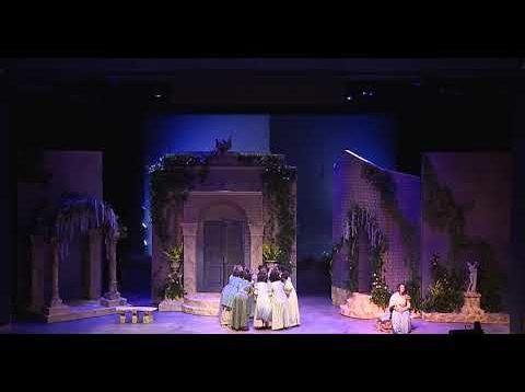 Dido and Aeneas Kansas City 2019 UMKC Conservatory