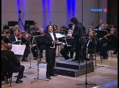 "Dmitry Korchak ""Performances"" TV Kultura Russia 2011"