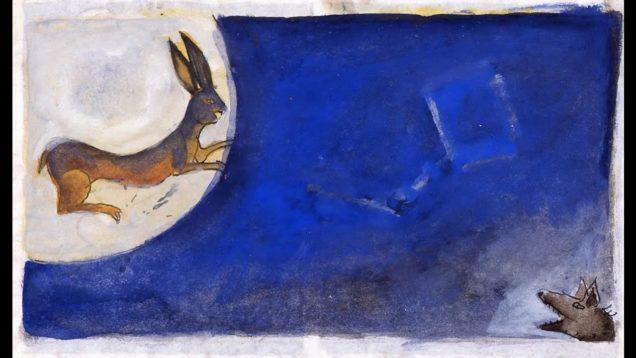 <span>FULL </span>El conejo y el coyote (Rasgado) Guanajuato 2001