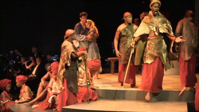<span>FULL </span>Four : 30 – Operas Made in South Africa Cape Town 2016