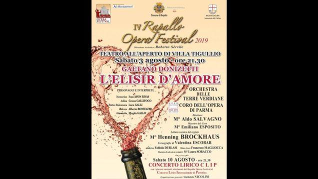 <span>FULL </span>L'elisir d'amore Rapallo 2019