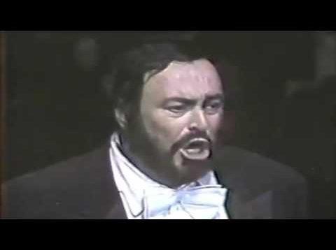 <span>FULL </span>Luciano Pavarotti Concert in Monterrey 1990