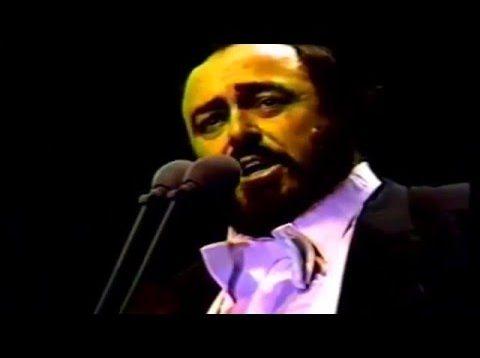 <span>FULL </span>Luciano Pavarotti in Peru Lima 1995