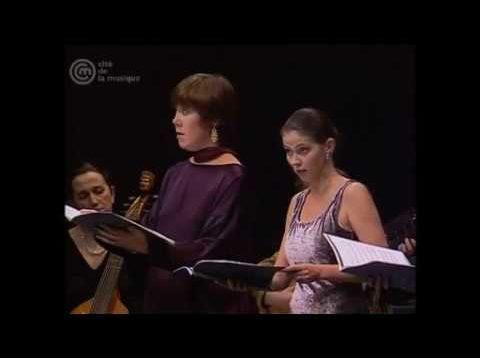 <span>FULL </span>Monteverdi Concert Paris 1997 Christie