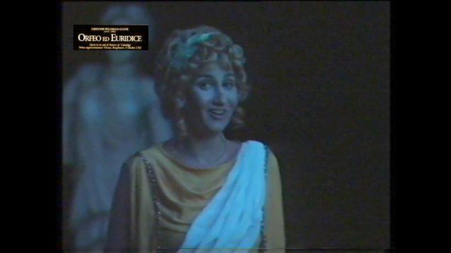 <span>FULL </span>Orfeo ed Euridice Ankara 1994 Algın Ateşoğlu Erdener