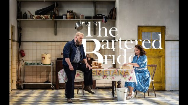 <span>FULL </span>Prodana nevesta (The Bartered Bride) Garsington Opera 2019