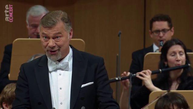 <span>FULL </span>Rene Pape sings Schubert Dresden 2019
