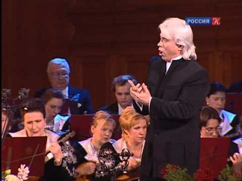<span>FULL </span>Russian Songs and Romances Moscow 2011 Dmitri Hvorostovsky
