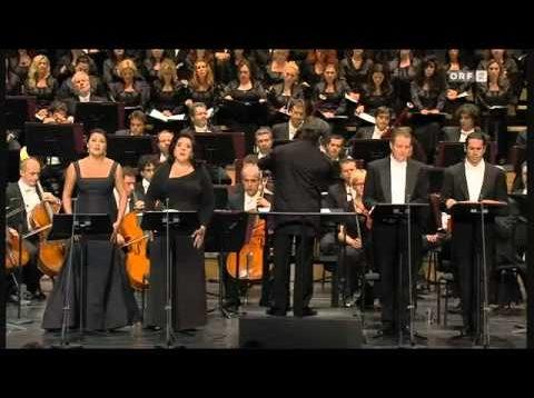 Stabat mater (Rossini) Salzburg 2011 Netrebko Polenzani Pizzolato d'Archangelo