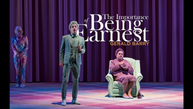 The Importance of Being Earnest (Barry) Fribourg 2019