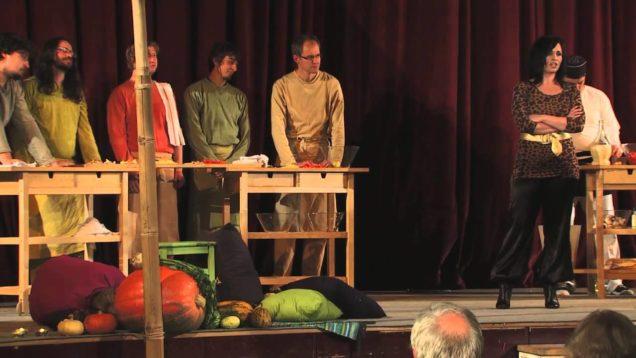 <span>FULL </span>The Pumpkin Demon in the Vegeterian Restaurant (Kyas) Brno 2012
