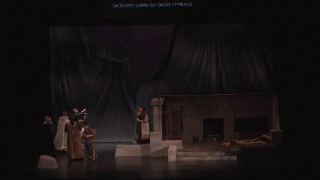 <span>FULL </span>Amahl and the Night Visitors Glassboro NJ 2019 Rowan Opera