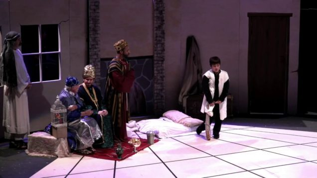 <span>FULL </span>Amahl and the Night Visitors Los Angeles 2019 Mission Opera