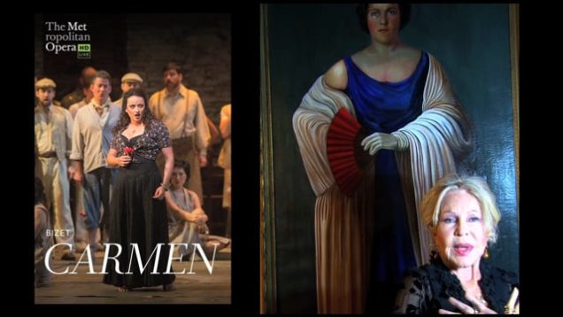<span>FULL </span>Carmen Documentary 2019 Ariane Csonka Comstock Lecture
