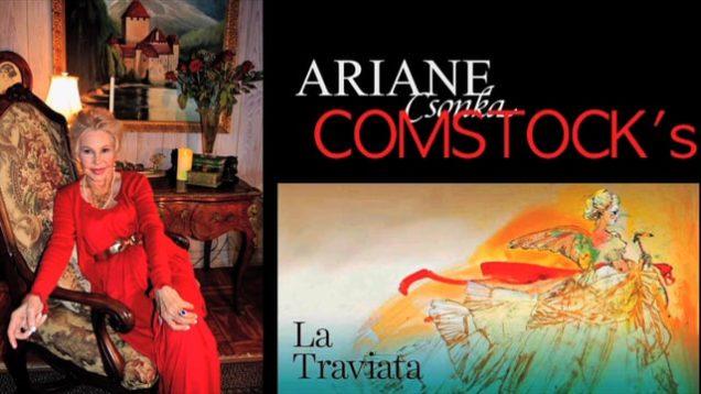 <span>FULL </span>La Traviata Documentary 2018 Ariane Csonka Comstock Lecture