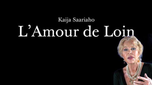 <span>FULL </span>L'Amour de loin Documentary 2018 Ariane Csonka Comstock Lecture