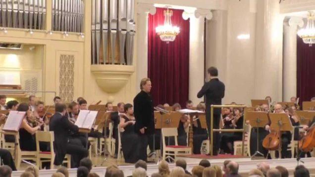 <span>FULL </span>Opera Gala in Honor of Elena Obraztsova 2015 Semenchuk Markov Petrova Ladyuk