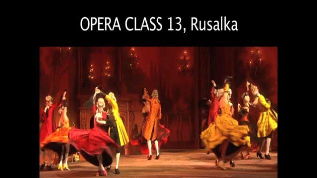 <span>FULL </span>Rusalka Documentary 2016 Ariane Csonka Comstock Lecture
