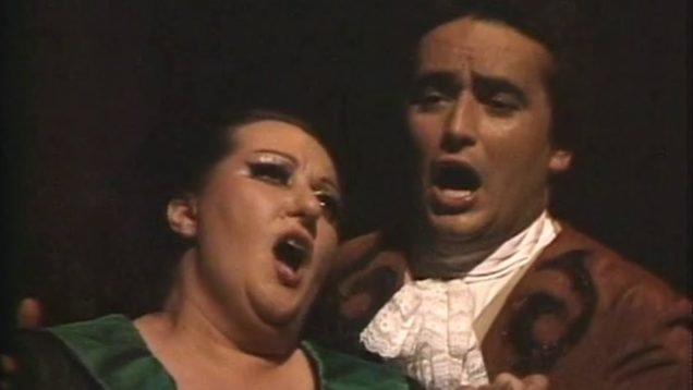 <span>FULL </span>Adriana Lecouvreur Tokyo 1976 Caballe Carreras Cossotto