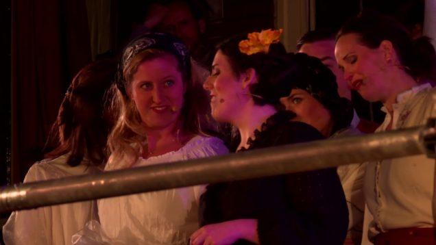 Carmen Amsterdam 2018 Opera op Straat