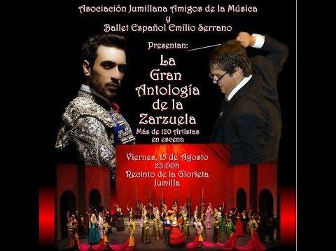 <span>FULL </span>Gran Antología de la Zarzuela Jumilla 2014