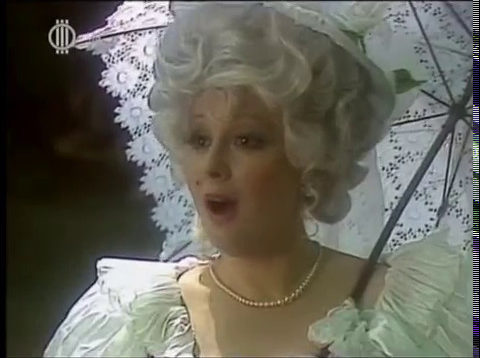 La Colombe (Gounod) Movie Budapest 1989