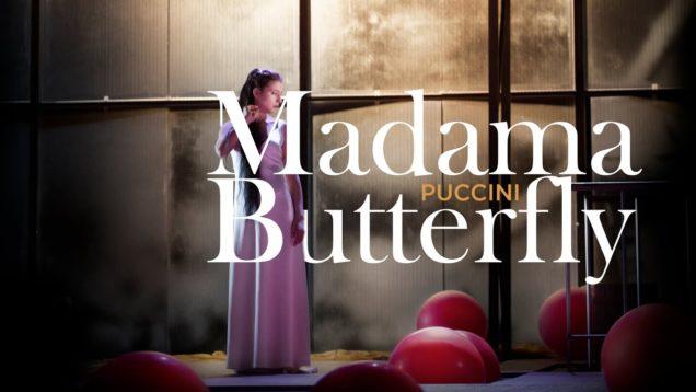 Madama Butterfly Stockholm 2020 Grigorian Johansson Fredriksson