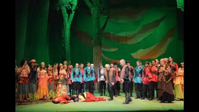 <span>FULL </span>Aleko Makhachkala 2016 Dagestan Opera