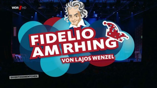 <span>FULL </span>Divertissementchen: Fidelio am Rhing Cologne 2020