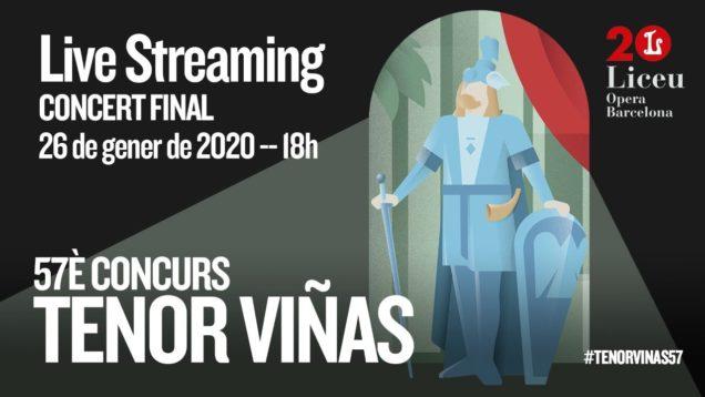 <span>FULL </span>Final Concert – 57è Concurs Tenor Viñas Barcelona 2020