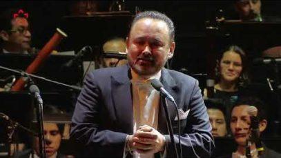 Javier Camarena Concert Guanajuato 2019