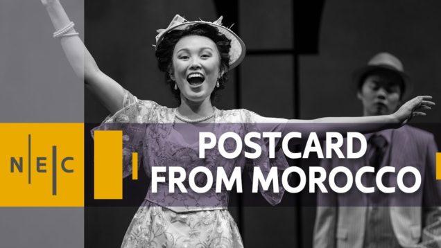 <span>FULL </span>Postcard from Morocco (Argento) Boston 2019