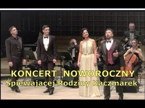 <span>FULL </span>Singing Kaczmarek Family New Year's Concert Lodz 2020